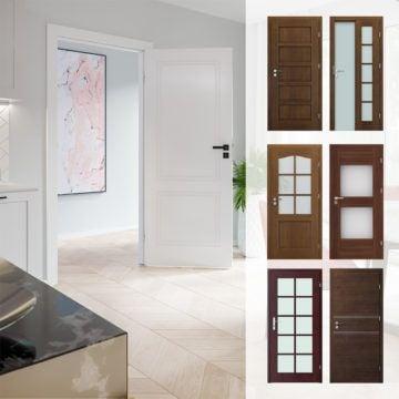 Ce fel de uși să alegi pentru interior?