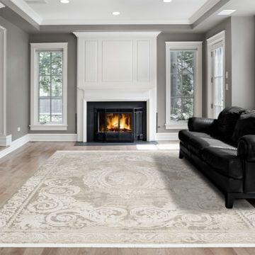 Ghid practic pentru alegerea dimensiunii covorului